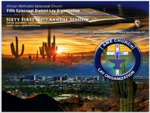 61st Annual Session 5th District Lay Organization Convention @ Glendale | Arizona | United States